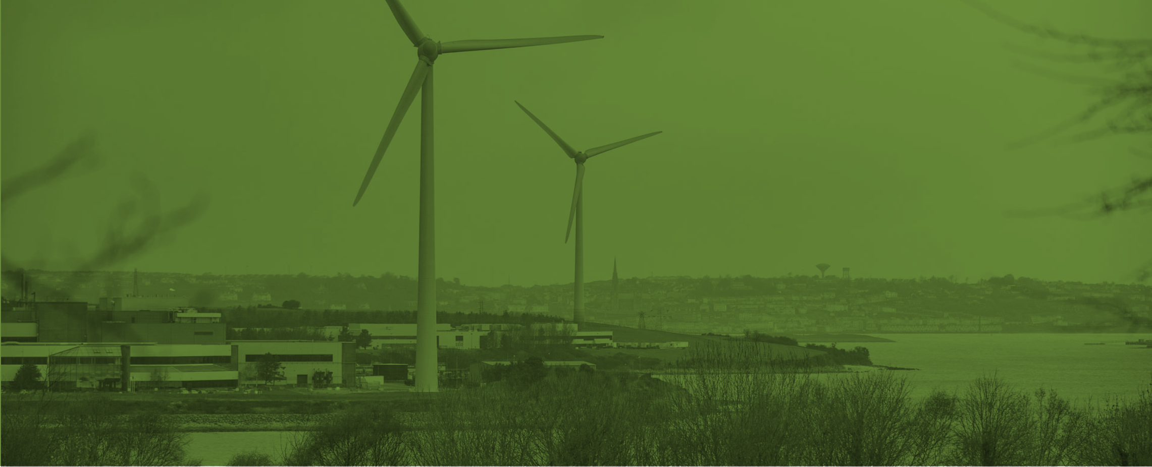 Windmills and global sustainability initiatives