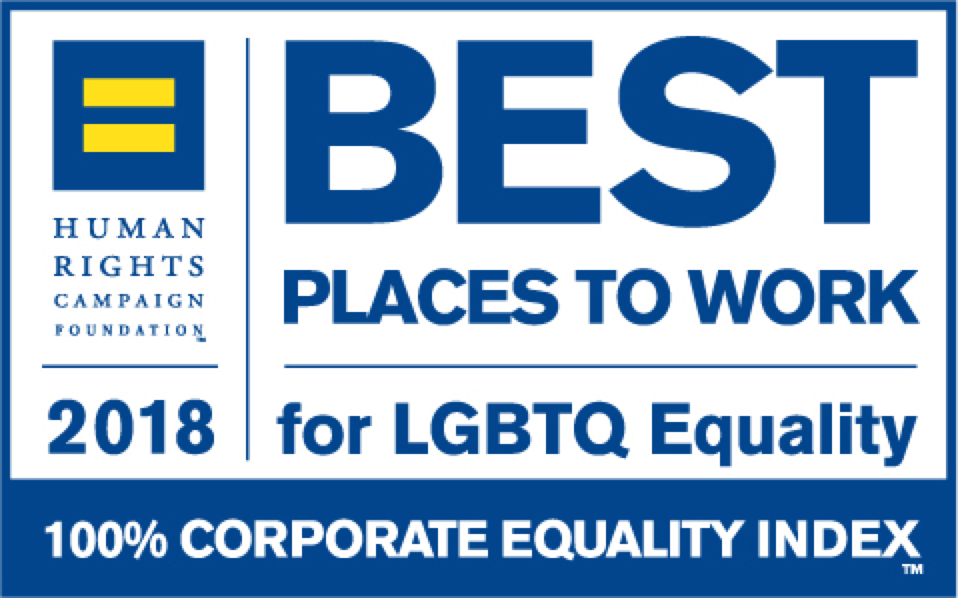 Gilead named one of the best places to work for LGBTQ Equality